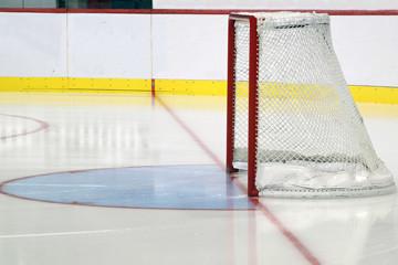 Siatka do bramki hokejowej