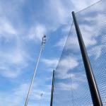 Piłkochwyty do boisk wielofunkcyjnych
