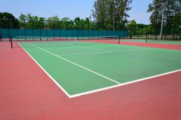Siatki sportowe do tenisa