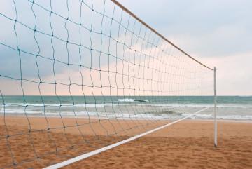 Siatki do siatkówki plażowej