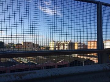Siatka balkonowa