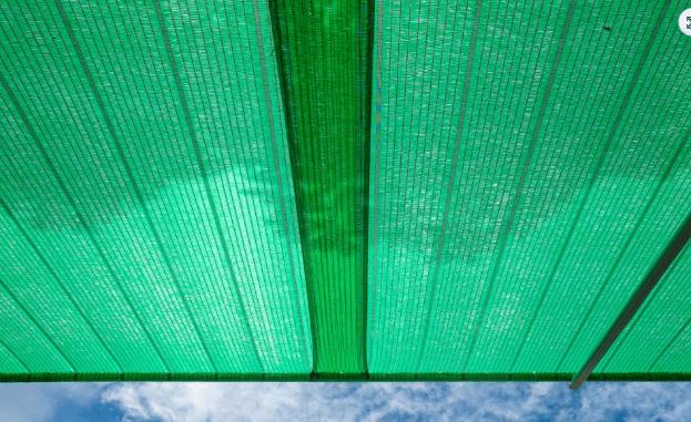 Siatki osłonowe na tunele