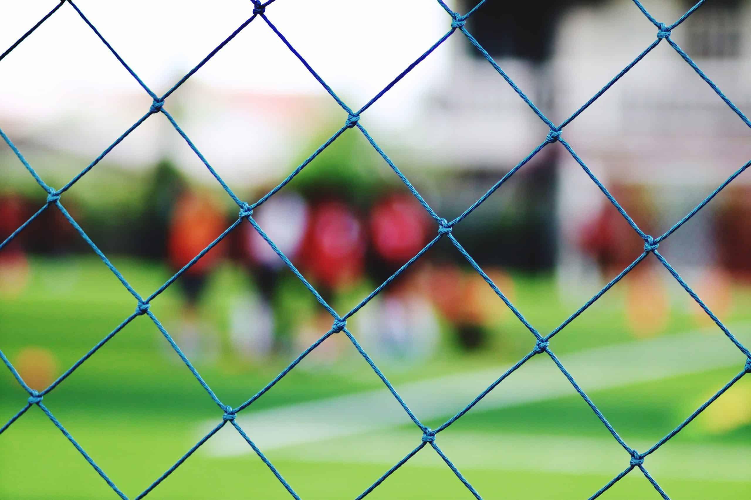 Ochronna siatka sportowa